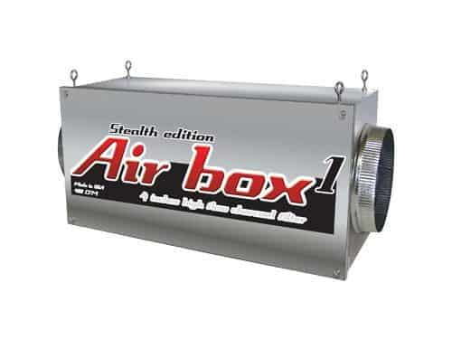 Air Box 1 Stealth Edition