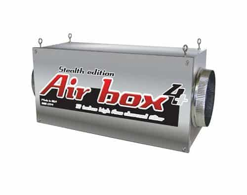 Air Box 4+ Stealth