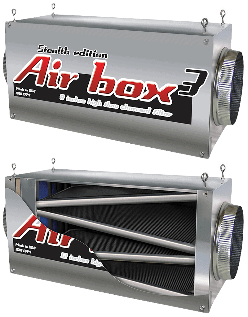 Air box Stealth Features