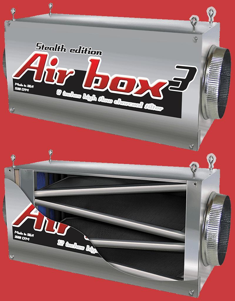 Air box Stealth Features