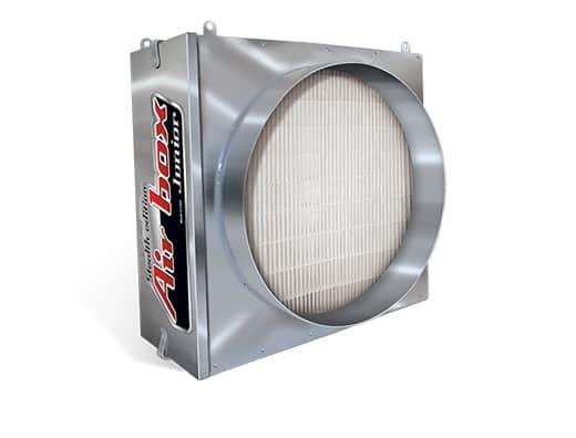 Air Box Jr. Intake (HEPA)
