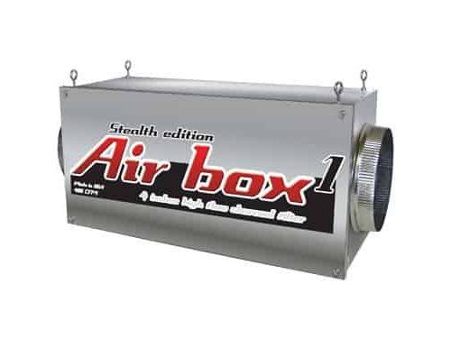 Air Box 1 Stealth Edition